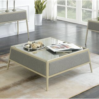 Alfredo Coffee Table by Rosdorf Park SKU:EA522073 Guide
