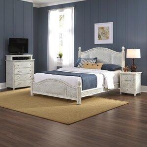 Dessie Platform 3 Piece Bedroom Set