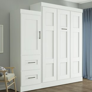Comparison St. Marks Place Murphy Bed by Latitude Run Reviews (2019) & Buyer's Guide