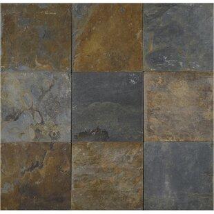 Exterior Slate Tile You\'ll Love | Wayfair