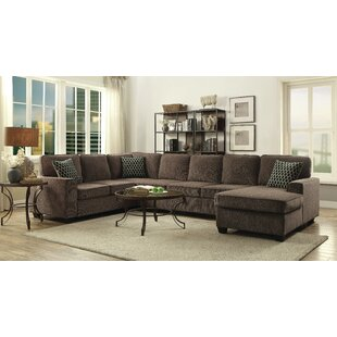 Robison Left Hand Facing Sectional by Wrought Studio