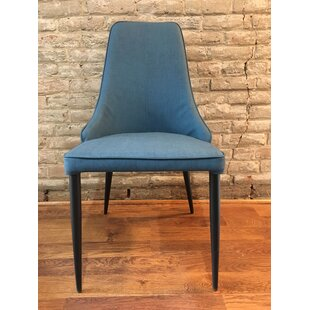 Cunha Upholstered Dining Chair by Brayden Studio