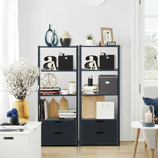 Ame Ladder Bookcase by Ebern Designs SKU:CE518163 Price Compare