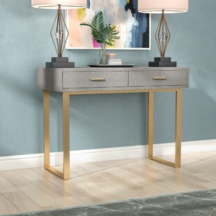 Zaniyah Console Table