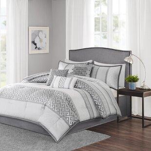 Apollonia 7 Piece Comforter Set