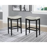 Laurentis 29'' Bar Stool (Set of 2) by Winston Porter
