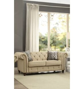Read Reviews Davi Loveseat by Darby Home Co Reviews (2019) & Buyer's Guide