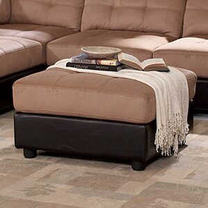 Robinson Cocktail Ottoman by Wildon Home ?