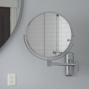 Best Choices Dual Sided Wall Mount Accent Mirror By Andover Mills