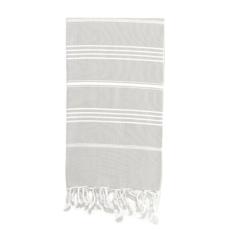 Rische 100% Turkish Cotton Pestemal/Fouta Beach Towel #TurkishTowel #stripetowel