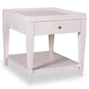 Check Prices Harbert End Table by Canora Grey