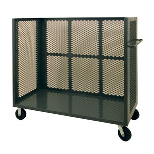 3-Sided Mesh Truck By Durham Manufacturing