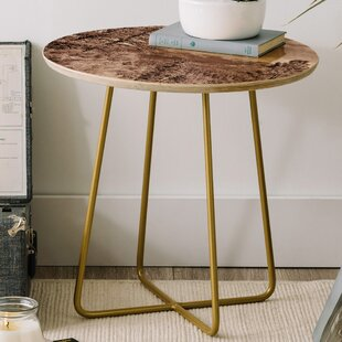 Lisa Argyropoulos Yosemite View Round End Table