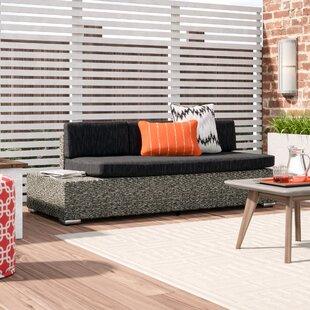 Furst Patio Sofa with Cushion