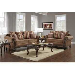 Duclos 3 Piece Coffee Table Set