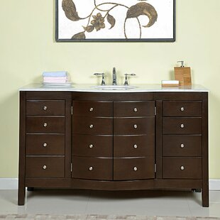 Read Reviews Immanuel 60 Single Bathroom Vanity Set By Rosdorf Park