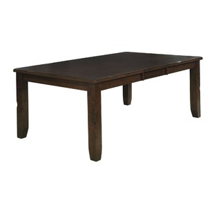 Ramona Transitional Solid Wood Dining Table