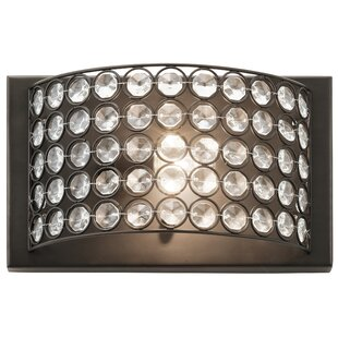 Affordable Ludovic 1-Light Flush Mount By House of Hampton
