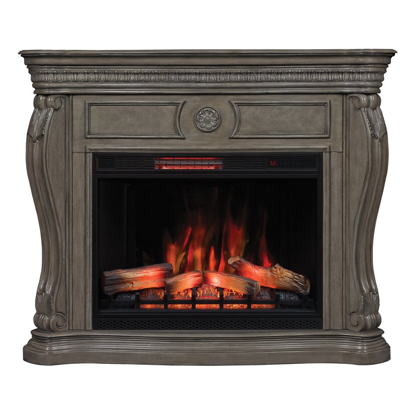 Gardiner Wall Mantel Electric Fireplace