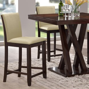 Baxton Studio 25 Bar Stool (Set of 2) by Wholesale Interiors