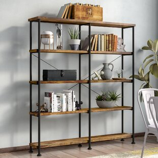 Thea Etagere Bookcase 17 Stories