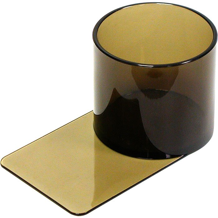 Plastic Cup Holder   Slide Under For Poker Table