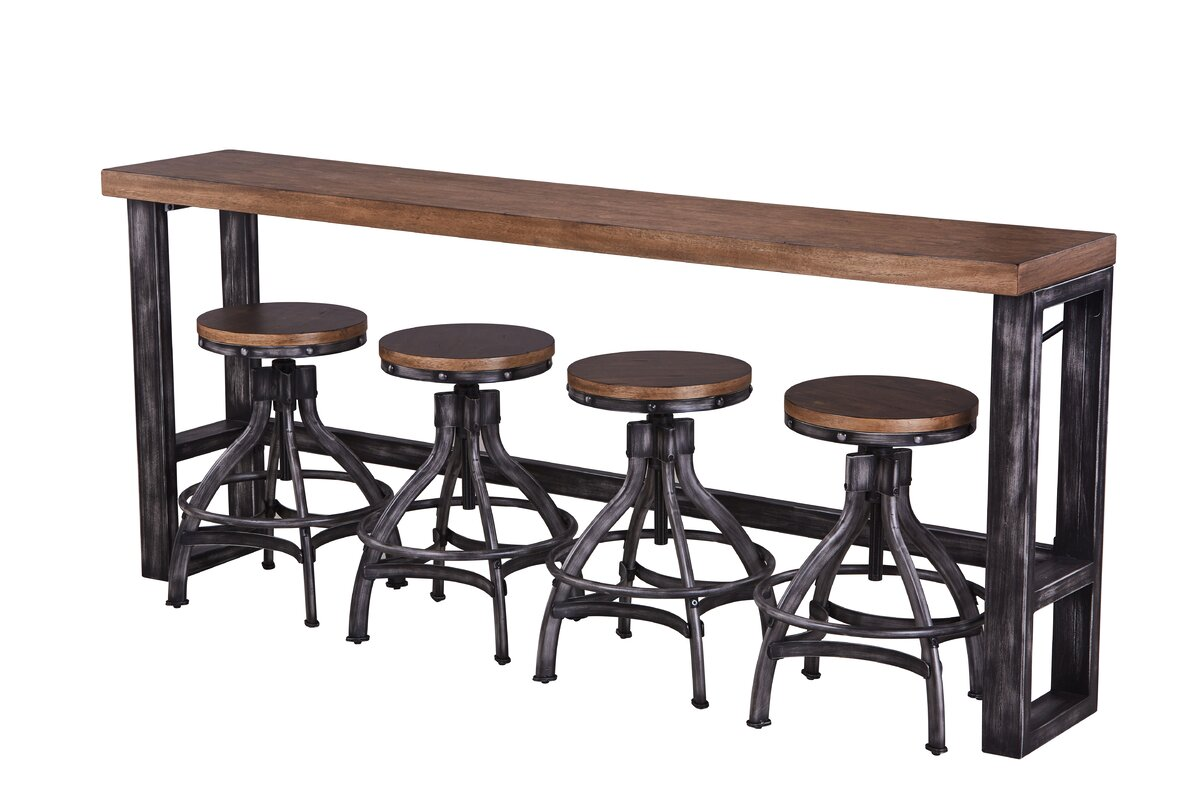 Lane Wellman Bar table   Item# 12078