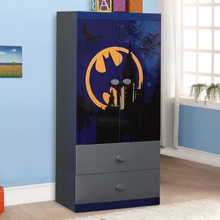 Affordable Batman Armoire By O'Kids Inc.