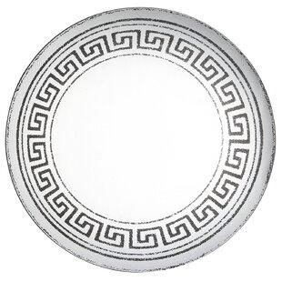 Greek Key Accent Mirror