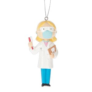 Dentist Hanging Figurine