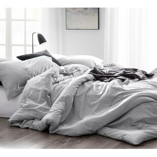 Modern Contemporary 100 Cotton Comforter Queen Allmodern