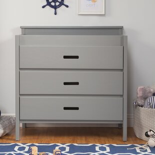Modena Changing Table Dresser with Pad by Baby Mod
