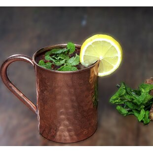 Classic 16 Oz. Moscow Mule Mug (Set Of 12) by Melange Best Design