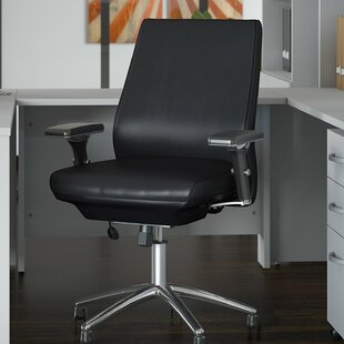 Metropolis Mid Back Ergonomic Executive Chair by Bush Business Furniture Best #1