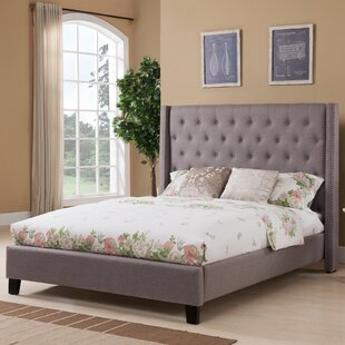 Wilbanks Upholstered Platform Bed