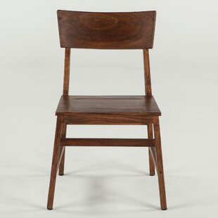 Allison Solid Wood Dining Chair (Set of 2)