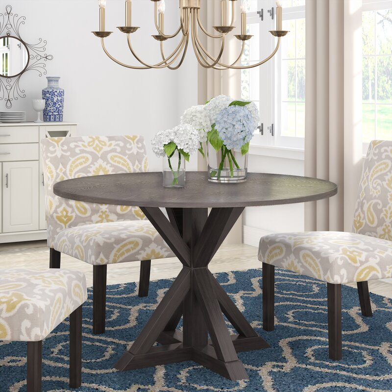 Andover Mills Olivet Dining Table Reviews Wayfair