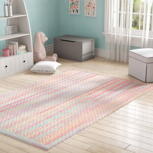 High Quality Melanie Pink Area Rug