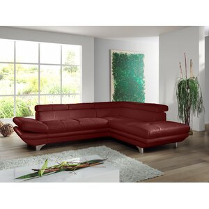 Ecksofa Devenish mit Bettfunktion von Home & Ha..