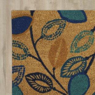 Greetings Leaflet Doormat by Waverly
