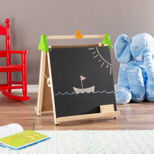 Kids Folding Board Easel by Hey! Play!