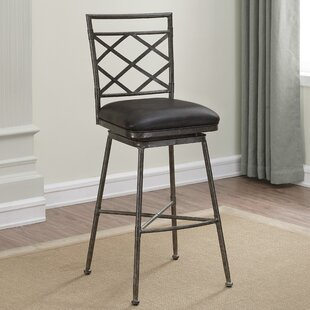 Buckland 26 Swivel Bar Stool DarHome Co
