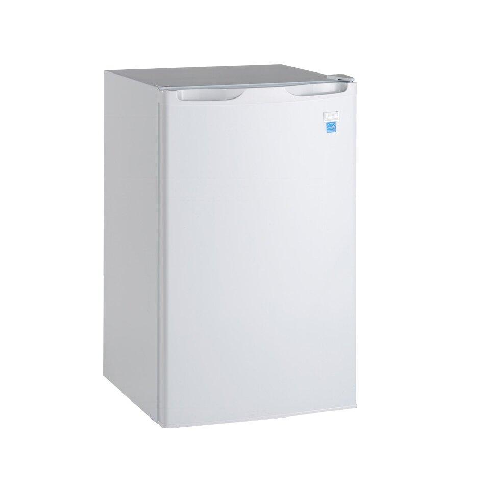 Avanti 4.4 cu. ft. Compact Refrigerator with Freezer