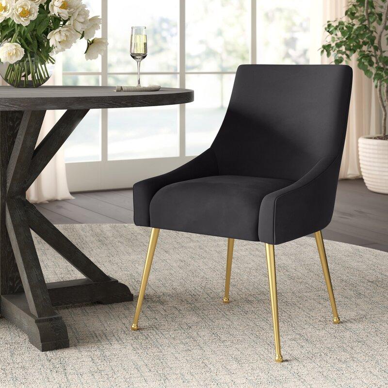 Dusek Upholstered Dining Chair   Joss & Main