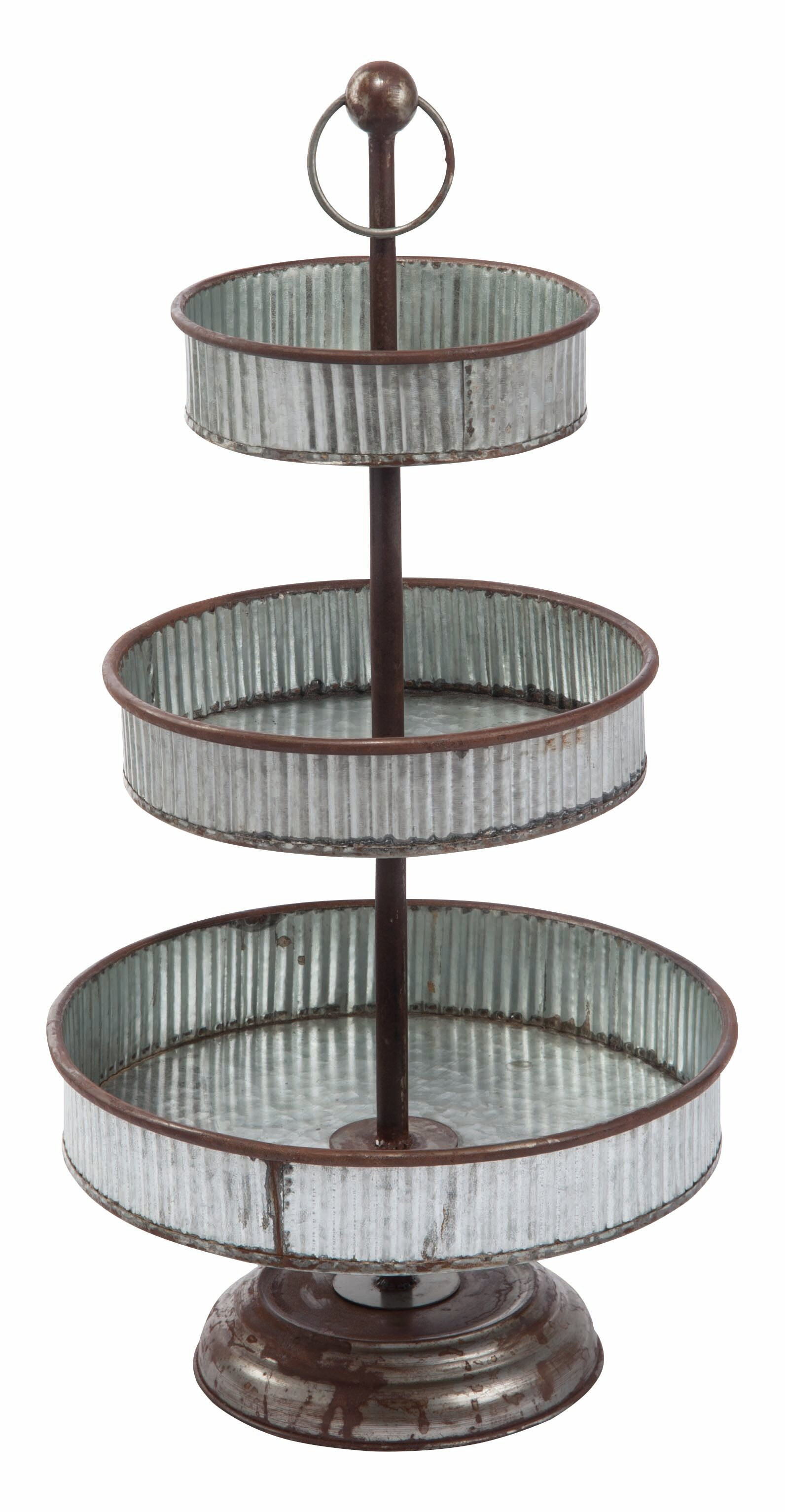 Tiered Stands August Grove Cake Tiered Stands You Ll Love In 2021 Wayfair