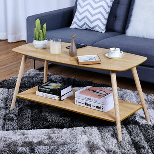 Batiste Coffee Table by Wrought Studio