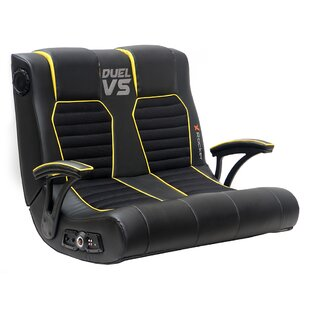 Duel Vs Double Wide Gaming Chair By X Rocker Nation  sc 1 th 225 & Duel Vs Double Wide Gaming Chair By X Rocker Nation | Discount