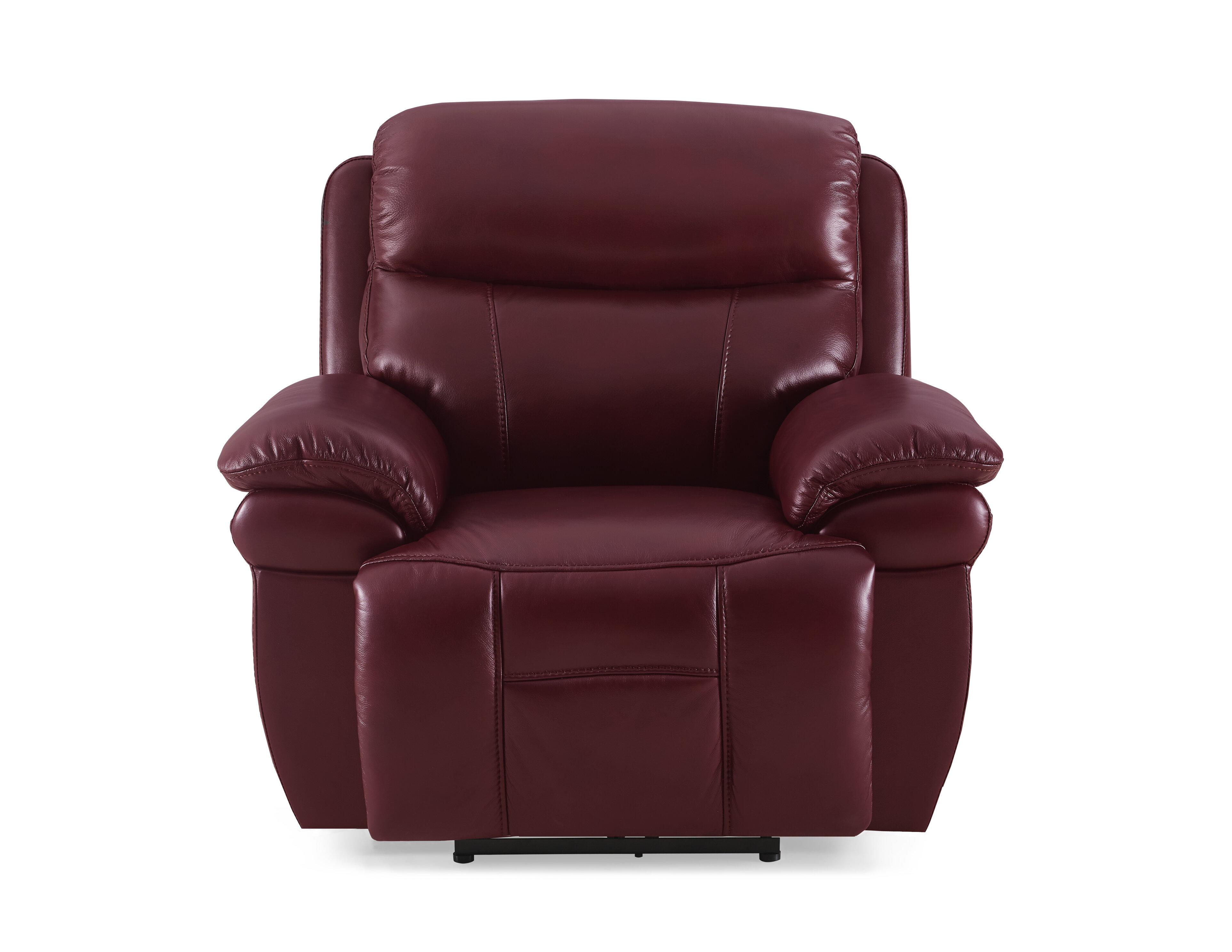 Wundervoll Relaxsessel Elektrisch Verstellbar Galerie Von Hydeline Furniture Verstellbarer Boston Aus Echtleder &