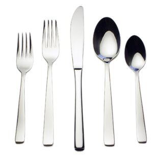 20 Piece Belarus Flatware Set, Service for 4