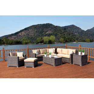Bay Shore Deep Seating Group with Cushions